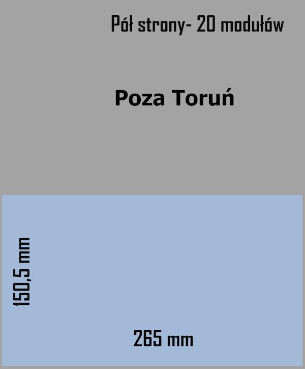 Pół strony - 20 modułów - 2021.01.30