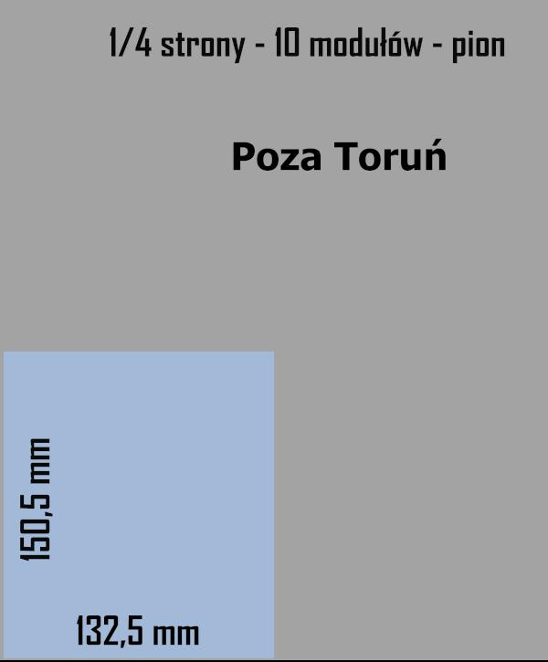 1/4 strony (pion) - 10 modułów - 2020.12.10