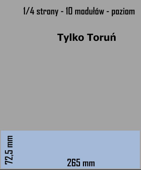 1/4 strony (poziom) - 10 modułów - 2020.12.04
